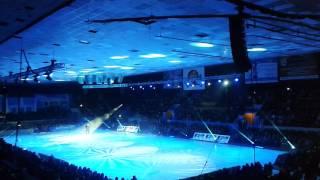 Ледовое шоу И. Авербуха  в Барнауле. 24.02.17