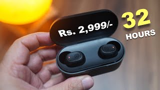 Noise Shots NUVO - BT 5.0, true wireless for Rs. 2,999