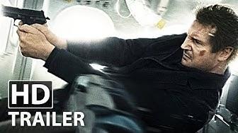 NON-STOP - Trailer (Deutsch   German)   HD   Liam Neeson 2014