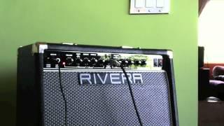 RIVERA CLUBSTER 45 WATT combo guitar amp