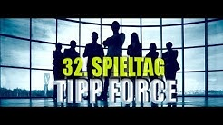 Was ist DEIN BESTER TIPP für den 32. Spieltag der Fußball Bundesliga? #tippforce