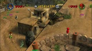 LEGO Indiana Jones 2 - Temple of Doom - Blue Bricks | WikiGameGuides