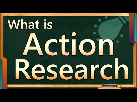 What is Action Research in Education | Education Terminology || SimplyInfo