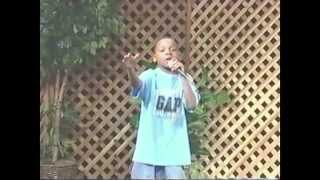 "6 Year Old Lj Frazier - ""R.I.P"" Rap Song"