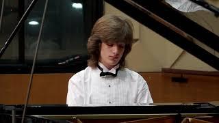 Murray Perahia / Masterclass (Concluding Concert) / Yoav Levanon / Chopin Ballada No 4 Op.52