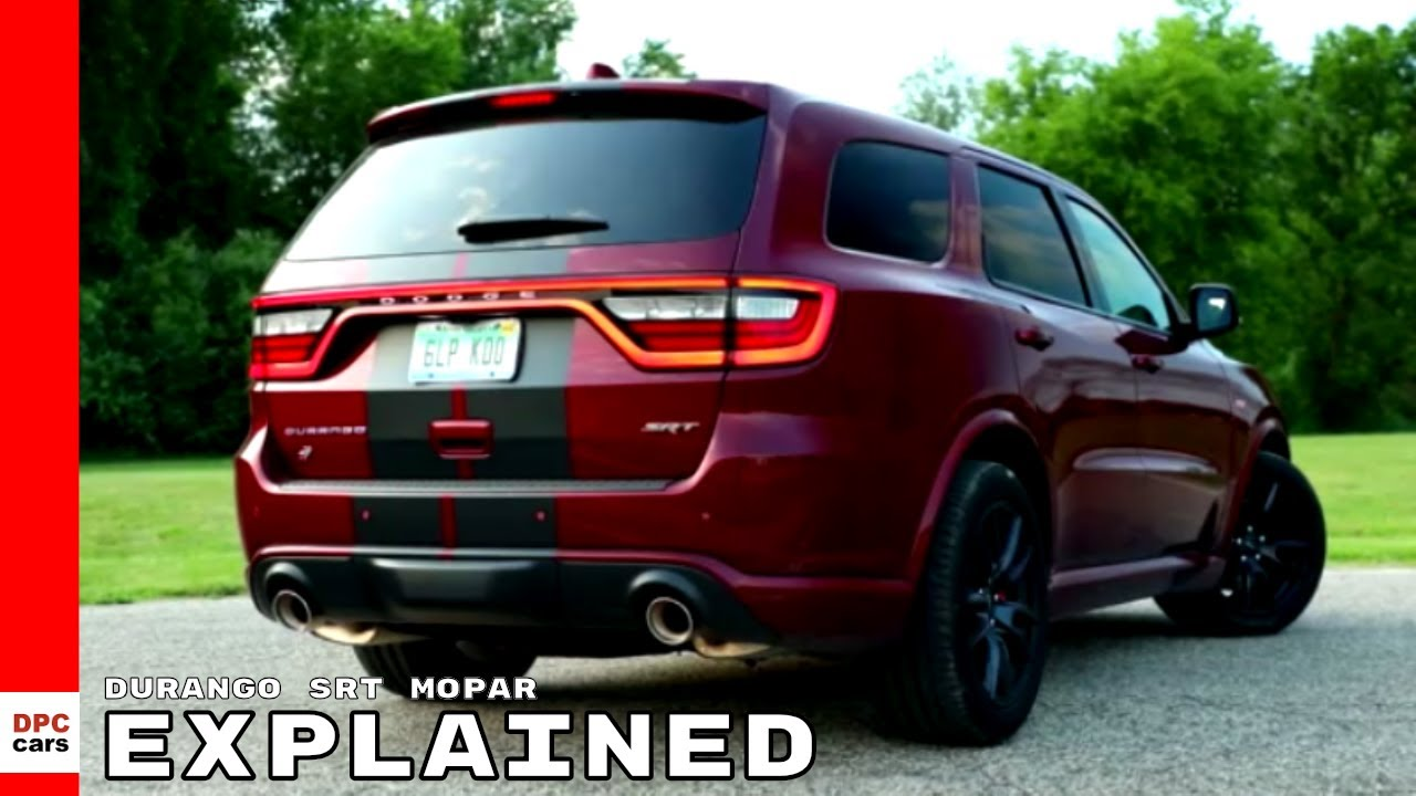 Maxresdefault on 2019 Dodge Durango