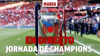 Champions: Atlético de Madrid - Bayer Leverkusen y Galatasaray-Real Madrid, en directo | Radio MARCA