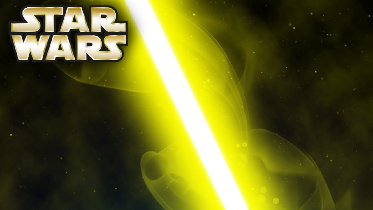Yellow Lightsaber Color Meaning Spoilers Star Wars Explained Youtube