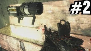 "VIBRATOR (AA-12 Upgraded) #2 ""Call of Duty Zombies"" iPlay Undead... Custom Zombies Gameplay"