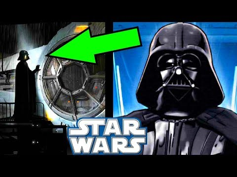 The ONE Secret About Darth Vader That Nobody Knew!!(CANON) - Star Wars Explained