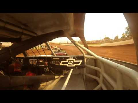 TAZEWELL SPEEDWAY  8 1 2015 HOTLAPS
