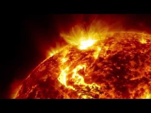 Cinco Años Mirando Al Sol Desde El Espacio Las Mejores Imágenes