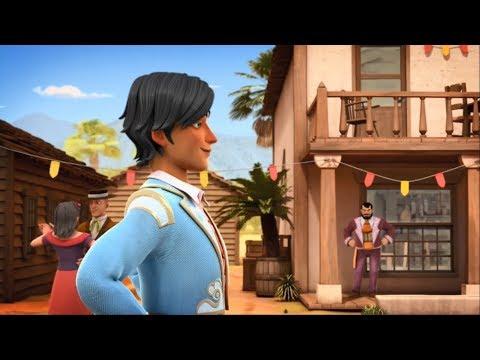 Zorro: the Chronicles Episode 08-Zorro's True Face