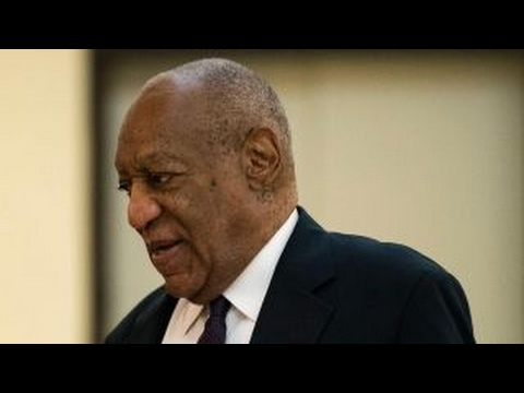 Bill Cosby back in court for second day