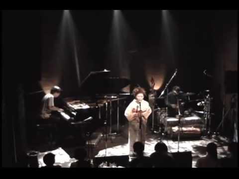 朝崎郁恵 Ikue Asazaki 「朝顔」''asagao'' Live In Star Pine's Cafe Augst.2001