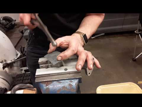 DIY perfect fit gasket for aluminium header