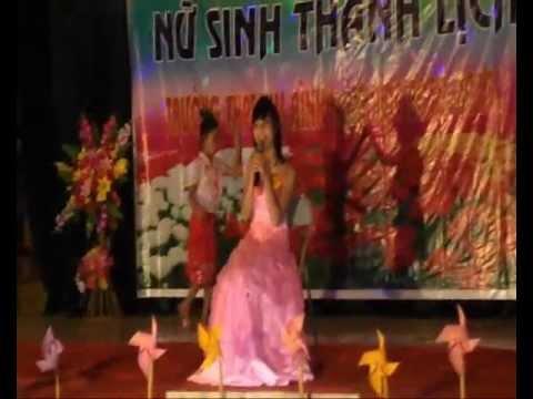 Nữ sinh thanh lịch THPT Kim Bình..!!