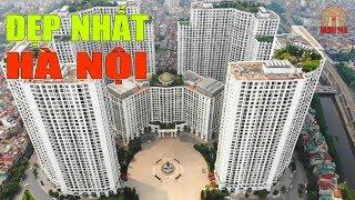 Top 5 Tổ hợp chung cư đẹp nhất nội đô Hà Nội
