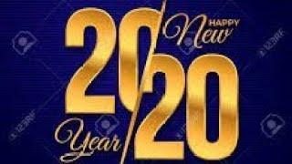 End of 2019 happy new year 2020 Full hd watsap status gren screen