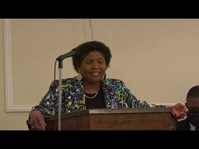 Funeral Services for Tyree Jones