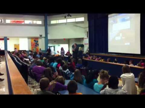 Ask, Listen Learn with Attorney General Van Hollen at McNeel Middle School - Beloit, WI