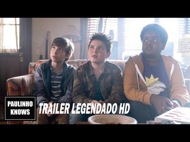 Bons Meninos (Good Boys, 2019) | Trailer Oficial Legendado HD