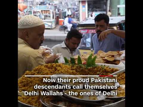 Burns Road - A taste of India in the heart of Pakistan