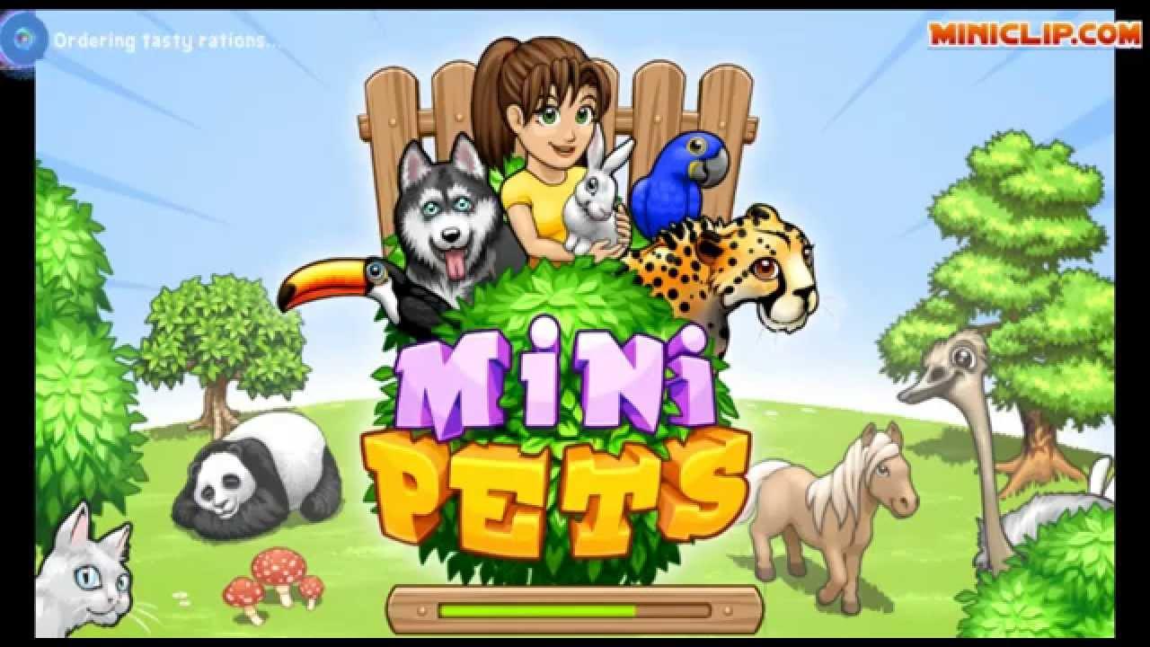Best Mobile Kids Games – Mini Pets – Miniclip.com