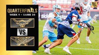 Sick Goals... Sick Goals EVERYWHERE | Atlas vs. Cannons Highlights - Quarterfinals Game 2