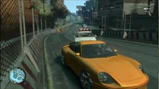 Ace of Spades plays Grand Theft Auto IV (Quick Video, not a LP)