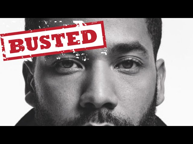 Breaking News !!! Jussie Smollett Arrested for Orchestrating FAKE Hate Crime