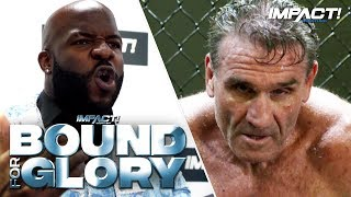 Ken Shamrock & Moose GO TO WAR at Bound For Glory LIVE on Pay-Per-View TONIGHT!