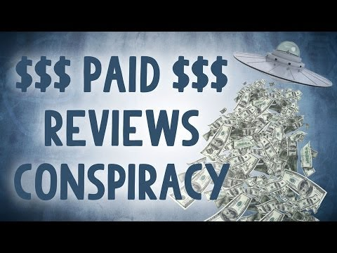 Paid Reviews Conspiracy - Reality Check