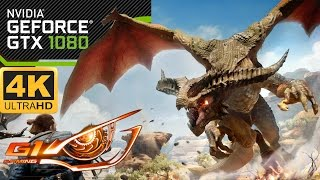 Dragon Age  Inquisition 4K GTX 1080 G1 Gaming