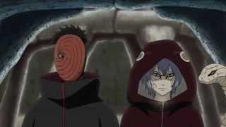 Naruto Shippuden Unreleased OST 3 - Track 05 - Akatsuki Theme 2 Tobi