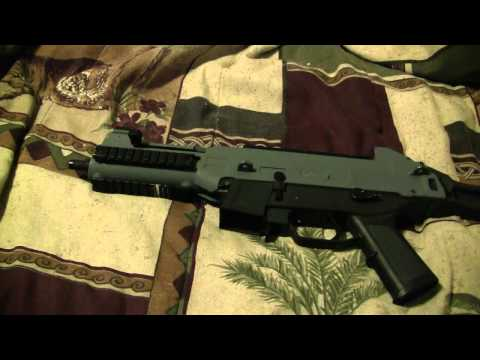 Double Eagle UMP Overview ALL PROJECT GUN VIDS ON WatchaVlogs!!!