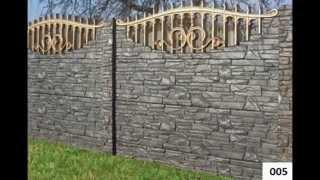 Betonske ograde, montazni objekti, 060-3...