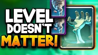 Top 10 Cards that DESTROY even when UNDER-LEVELED!