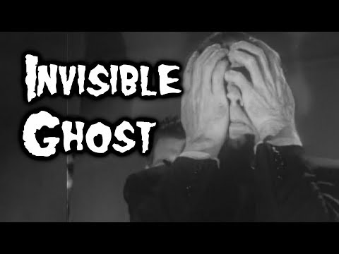 Invisible Ghost (1941) REVIEW - CONQUERING 200 FILMS