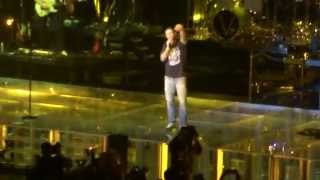 """Animals, One More Night, Stereo Hearts - Maroon 5 """"V World Tour"""", The Forum, LA"""