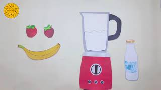 COOK AND EAT BREAKFAST WITH ME! GOODMORNING - HAPPY DAY - STOP MOTION COOKING - ASMR