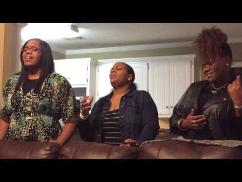 "The Johnson Family Singing ""Be Grateful"" - The Hawkins Family"