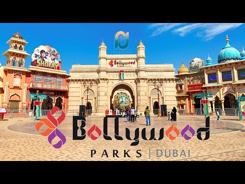 BOLLYWOOD PARKS DUBAI 2018