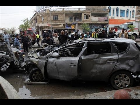 DEADLY BLAST:suicide Car Bomb Kills 10 in Iraq Baqubah