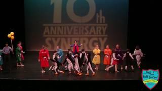 Mary Poppins- SYNERGY DANCE COMPETITION 2017