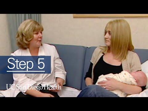 Breastfeeding NICU Preemies, Step 5: Getting Ready to Go Home