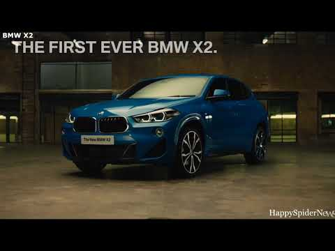 The New BMW X2 commercial 2018 (Bavarian Motor Works)