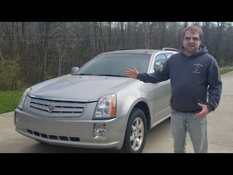FIRST CADILLAC CROSSOVER - 2006 Cadillac SRX High Miles Review!!
