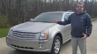 WORST ENGINE EVER!? - 2006 Cadillac SRX High Miles Review!!
