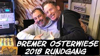 Bremer Osterwiese 2018 Rundgang | Funfair Blog #155 [HD]